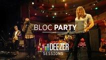 Bloc Party - Deezer Session / Printemps de Bourges 2016