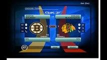 NHL 09 Požiadavky a ukažka hry