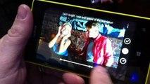 Nokia Lumia Photostream demo at MWC 2013
