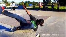 Skateboarding - Best Funny Skateboarding Fails Hurts - FailLand -dailymotion