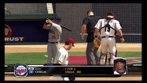 MLB 09 The Show Diamondbacks vs Twins (HD)