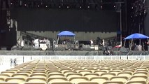 Paul McCartney - Soundcheck Yankee Stadium 7-15-11 - Don't Let The Sun Catch You Crying
