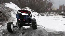 RC OFF Road Trucks - Snow & Mudding - Toyota Tundra High Lift, Axial Wraith, Hummer, HPI