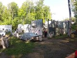 Black Hawk Down @ Barrie Paintball  sept 15/12