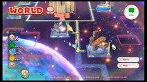 Super Mario 3D World Part 40 - Special World Flower-10, Flower-11 - Gameplay Wii U (HD)