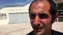 Damien (Syndicat Interco) - Caravane orange Cfdt du Var - Cavalaire le 25 mai 2016