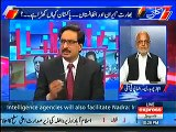 Danial Aziz! aap yahin aaker phanste ho - Clash between Javaid Chaudhry & Danial Aziz