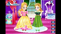 Kids Games 4U | Disney Princess Games | Baby Elsa With Anna Dress Up Games for Kids