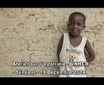 ATELIER SUR L' APATRIDIE - SENEGAL 19 Décembre 2014
