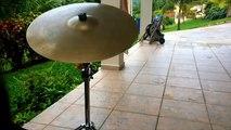 """Vintage Avedis Zildjian 22"""" Ride"""