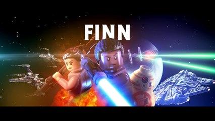 LEGO Star Wars : Le Réveil de la Force : LEGO Star Wars - Finn