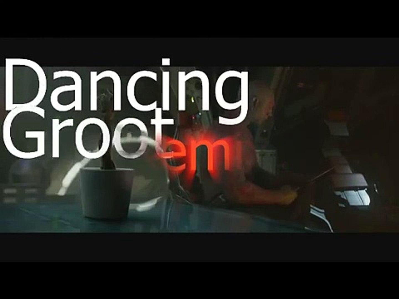 TechnoGroot-Dancing Baby Groot-*Remix*
