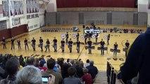 Crystal Lake Strikers All Stars Drum Line - Prairie Ridge HS 1/17/14