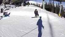Brooke on Crystal Peak 10 Breckenridge
