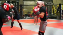 Sean Cantor On His World Series of Fighting Debut 3/29/14