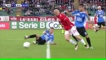 0-2 Pablo Andrés González 2nd Goal - Bari 0-2 Novara – Italy - Serie B - Play Offs 25.05.2016