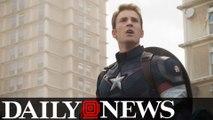 'Captain America' Story Spoiler Alert