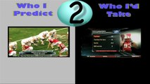 2010 NFL Mock Draft - Picks 1 thru 5