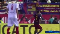 Barcelona vs Sevilla 2 0