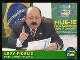 24/08/2009 - LEVY FIDELIX & Mulher na política