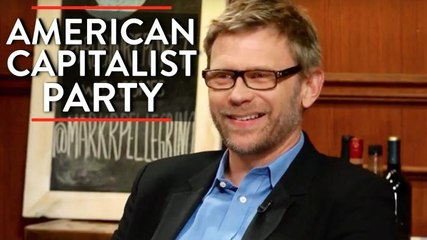American Capitalist Party and Classical Liberalism (Mark Pellegrino Interview part 1)