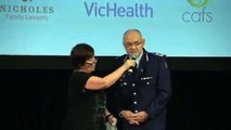 EVAs Media Awards July 26 2012 Interview with Ken Lay, Chief Commissioner of Police, Victoria Police