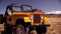 Jeep Moab 2016 - Jeep historical vehicles Jeep
