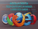 Get Mozilla Firefox Browser Tech Support Phone Number 1-888-959-1458