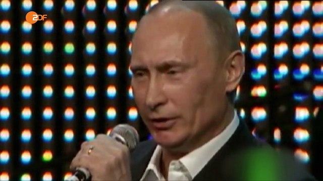 Toll! Putin, Strippoker und Jamie Lee