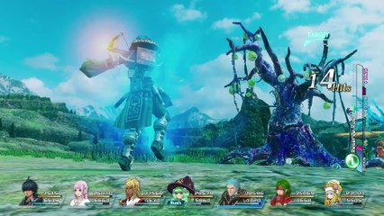 Depth of Gameplay de Star Ocean 5 : Integrity and Faithlessness