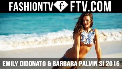 Emily DiDonato & Barbara Palvin Sexy Swimsuit for SI 2016   FTV.com