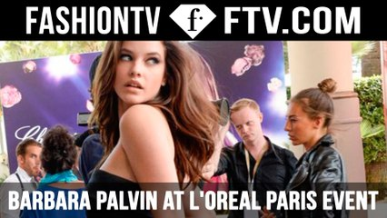 Barbara Palvin Meets Her Fans with L'Oreal | FTV.com