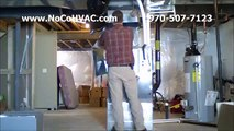 NoCo Heating and Air, Inc. Furnace Install Fort Collins Colorado 970-507-7123