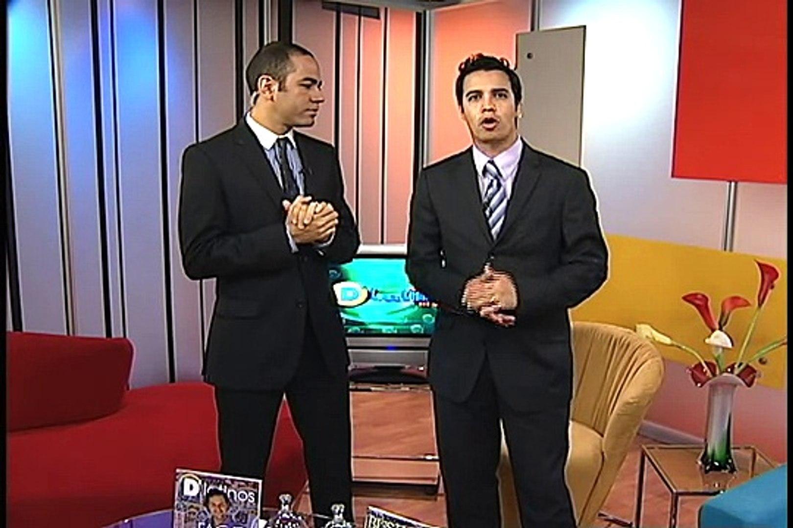 D'LATINOS SALUD AL DIA con Carlos y Mike LaPlaca 01-25-11