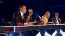 Alesha Dixon Shocks Britain's Got Talent Viewers with Racist Comment 'Sexy Chocolate Men'