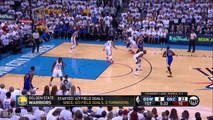 Stephen Curry 6-20 Shooting - Lowlights | Warriors vs Thunder | Game 4 | May 24, 2016 | NBA Playoffs