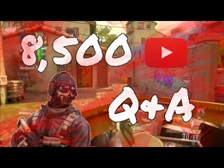 8.5K Subscriber Q&A | New Community Channel!