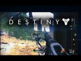 DESTINY ONLINE | Amazing Shotgun Gameplay