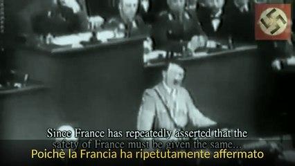 Adolf Hitler Affermazioni sdi Politica Estera 17/05/1933
