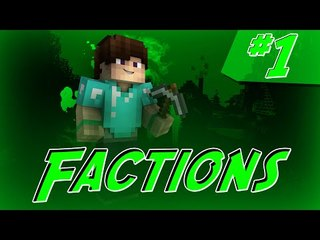Minecraft Factions Let's Play - INSANE RAID W/ Admisful | Ep1