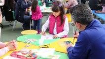 Momentos Montessori · Taller de arte · Preescolar · Colegio Montessori British School