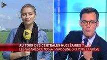 Les 19 centrales nucléaires françaises en grève.