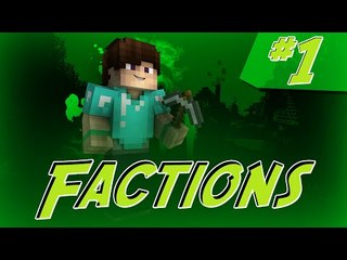 Minecraft Factions Let's Play  Ep 1 | Server Opening