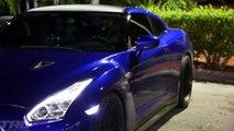 Sequential Evo IX battles 1000+HP Nissan GTR