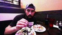 SUSHI BUFFET CHALLENGE | VIKINGS STEAK SEAFOOD & SUSHI BUFFET