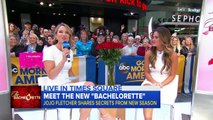 JoJo Fletcher Talks The Bachelorette Premiere