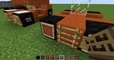 Minecraft Vehicles #3 Mini Cooper by Keralis