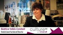 Béatrice Valbin-Constant, Ex-Film Restorer, Studiocanal, Creative jobs
