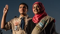 American teens learn Islamic values through Boy Scouts