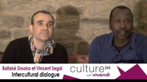 "Ballaké Sissoko and Vincent Segal share the ""score"" of their intercultural dialogue!"